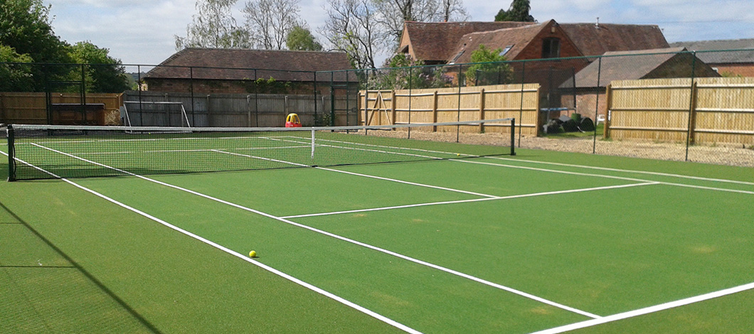 Synthetic Grass Tennis Courts Euroclay Tennis