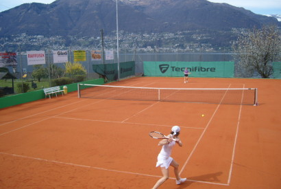 Euroclay synthetic court in Switzerland