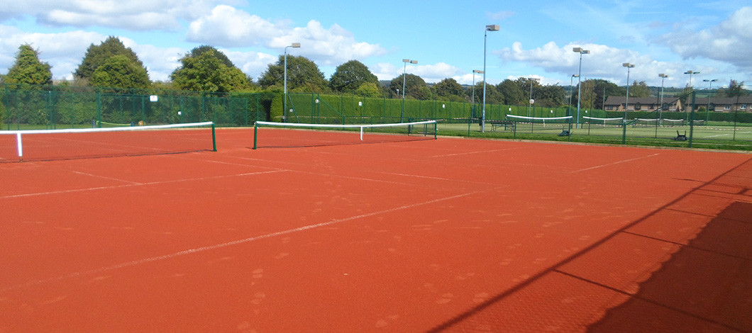 Euroclay Synthetic Clay Courts